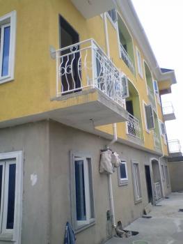 Newly Built Mini Flat with Car Park, Abule Ijesha, Yaba, Lagos, Mini Flat for Rent