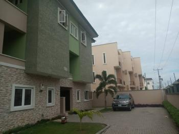 Luxury 4 Bedroom Terrace House, Osapa, Lekki, Lagos, Terraced Duplex for Rent