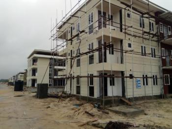 Serviced 3 Bedroom Flat with Bq (newly Built), 5 Minutes Drive From Vgc, Behind Tollywood School, Sangotedo, Ajah, Lagos, Mini Flat for Sale