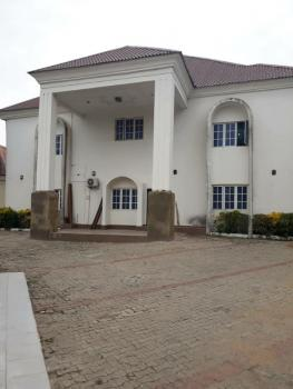 Tastefully Finished 5 Bedroom Fully Detached Duplex with 4 Rooms Bq, Ideally for Residence/office, Under Renovation, Maitama District, Abuja, House for Rent