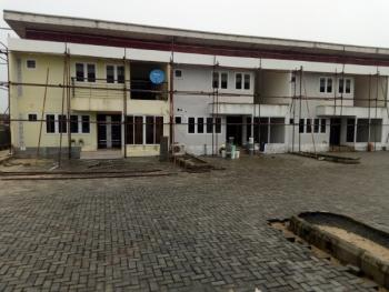 Newly Built 4 Bedroom Serviced Terraces with Bq in Luxury Estate in Ideal Location, 5 Minutes Drive From Vgc, Behind Tollywood School, Sangotedo, Ajah, Lagos, Terraced Duplex for Sale