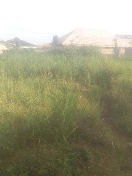 648sqm of Sand Filled Land, Back of Cac Street, Jakande Estate/bucknor, Oke Afa, Isolo, Lagos, Residential Land for Sale