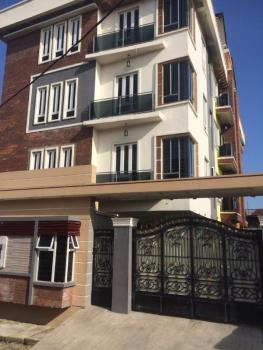 a Luxurious Newly Built 3 Bedroom Apartment @ Alagomeji, Alagomeji, Yaba, Lagos, Block of Flats for Sale