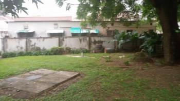 Cappa-built 5-bedroom Detached House with 2-room Bq with a Lot of Greenery on Plot Measuring 1,136 Square Meters Off Bourdillon, Old Ikoyi, Ikoyi, Lagos, Detached Duplex for Sale