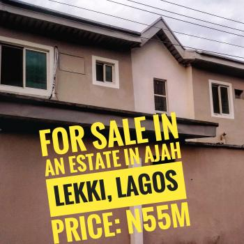 3 Bedroom, By Lekki Gardens Phase 1, Before Novare Malls Shoprite, Canaan Estate, Ajah, Lagos, Block of Flats for Sale