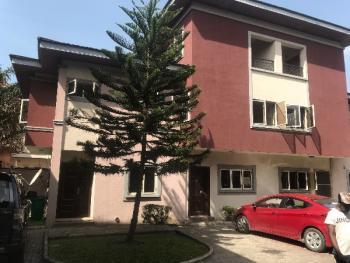 Massive 4 Bedroom Semi Detached Duplex with Bq, Osapa, Lekki, Lagos, Semi-detached Duplex for Rent