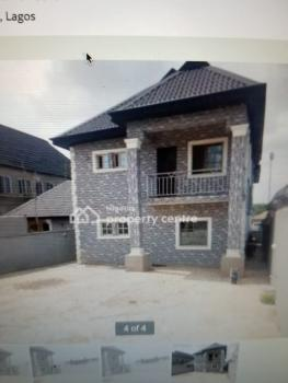 Building of Four Unit of Two, Ayobo, Boys Town, Ipaja, Lagos, Block of Flats for Sale