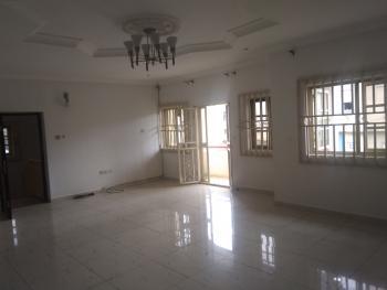 Clean Three Bedroom Flat, Near Caramelo, Utako, Abuja, House for Rent