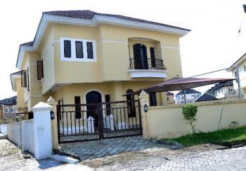 2 Units of 4 Bedroom Detached Houses for Sale at Crown Estate, Lekki Expressway, Lekki, Lagos, Detached Duplex for Sale