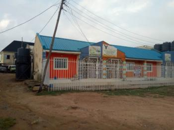 Double Shop to Let Behind Skye Bank Fha Lugbe, Lugbe District, Abuja, Shop for Rent