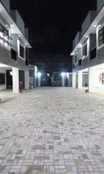 Luxury 3 Bedroom Terraces with Swimming Pool, Off Oba Elegushi Road, Chisco, Ikate Elegushi, Lekki, Lagos, Terraced Duplex for Sale
