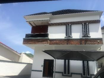 Newly Built Four Bedroom Semi-detached House, Osapa, Lekki, Lagos, House for Rent