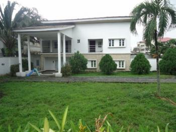 Private 4 Bedroom Detached House on Large Grounds, Off Queens Drive, Old Ikoyi, Ikoyi, Lagos, Detached Duplex for Rent