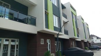 Luxury Four Bedroom Terrace, Lekki Phase 1, Lekki, Lagos, Terraced Duplex for Rent