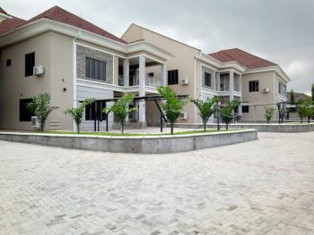 Excellent 5 Bedroom Duplex +2 Room Guest Bq and a Laundry Rm, Apo, Abuja, Semi-detached Duplex for Rent