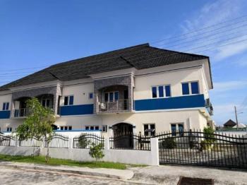 Newly Built 3 Bedroom Terrace Beach Homes, Ajah, Lagos, Terraced Duplex for Sale