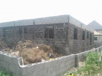 Strategically and Attractively  Positioned 60 By 60 Dried Upland with 4 Bedrooms Bungalow, Bogije, Ibeju Lekki, Lagos, Detached Bungalow for Sale