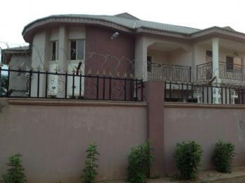 Beautiful 6 Bedroom Duplex, Akinbo Phase 1, Akute, Near Berger, Ojodu, Lagos, Detached Duplex for Sale