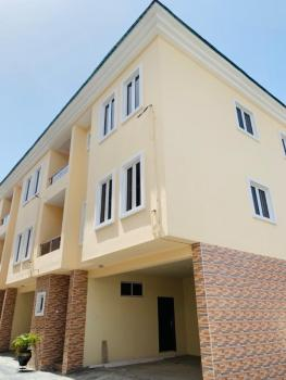 New 4 Bedroom Semi Detached Duplex with a Bq, Lekki Phase 1, Lekki, Lagos, Semi-detached Duplex for Rent
