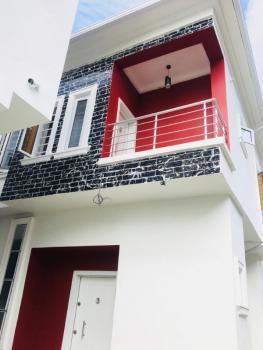 Brilliant 4 Bedroom Semi Detached Duplex with a Bq, Oral Estate, Chevy View Estate, Lekki, Lagos, Semi-detached Duplex for Rent