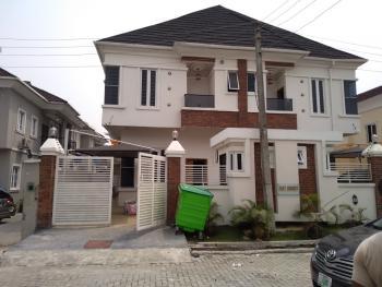Brand New 4 Bedroom Semi Detached Duplex (self Serviced), Idado, Lekki, Lagos, Semi-detached Duplex for Rent