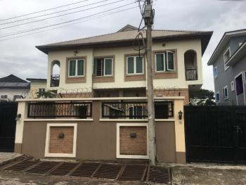 Beautiful 3 Bedroom Semi Detach House + a Room Bq, Adeniyi Jones, Ikeja, Lagos, Semi-detached Duplex for Rent