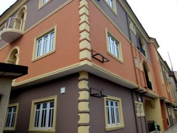 Newly Built 3 Bedroom Flat with All Room En Suite, Off Cole Street, Lawanson, Surulere, Lagos, House for Rent
