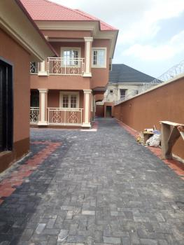 2 Bedroom Flat, Brand New Very Spacious on Interlock Road,close to Estate Gate, Even Estate, By Badore Ado Roundabout, Badore, Ajah, Lagos, Flat for Rent