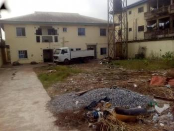 a Block of 4 Flats of 2 Bedroom Each on a Full Plot in an Estate, Peace Estate, Oke Afa, Isolo, Lagos, Block of Flats for Sale