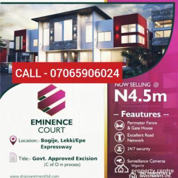 Land, Sapati, Bogije, Ibeju Lekki, Lagos, Mixed-use Land for Sale