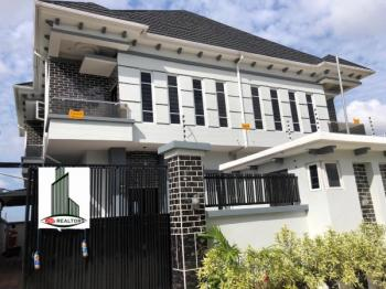 Brand New 4 Bedroom Semi Detached Duplex with a Room Bq, Lekki Palm City Estate, 2min Drive to Ajah Round About, Ado, Ajah, Lagos, Semi-detached Duplex for Rent