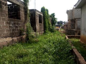 Land with Uncompleted Building of 2 Flat, Ori-oke Area, Ejigbo, Lagos, Mixed-use Land for Sale