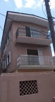2 Storey Building with 6 Units of Flats, 23, Atunrase Street, Surulere, Lagos, Block of Flats for Sale