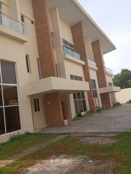Newly Built and Nicely Finished 4 Units of 4 Bedroom Serviced Terraced Duplex with a Room Bq, Fitted Kitchen, Etc., By Marwa, Lekki Phase 1, Lekki, Lagos, Terraced Duplex for Rent