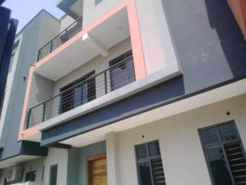 4 Bed Terrace, Agungi, Lekki, Lagos, Terraced Duplex for Sale
