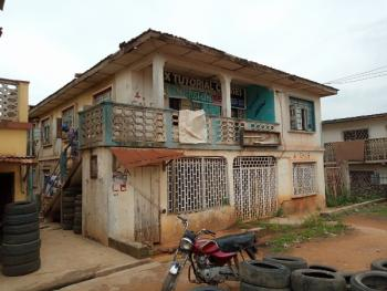 Commercial Property of Storey Building of 6 Rooms Up & Down, Agodi, Ibadan, Oyo, Block of Flats for Sale