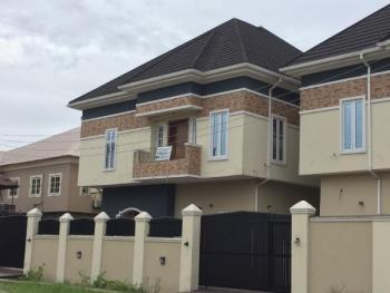 Newly Built and Well Finished 5 Bedroom Detached House with Bq in a Gated Estate, Lakeview Estate 2, Amuwo Odofin, Isolo, Lagos, Detached Duplex for Sale