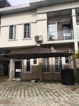 4 Bedroom Semi Detached Duplex with Bq in a Serene Mini Estate, Ikota School Area, Ikota Villa Estate, Lekki, Lagos, Semi-detached Duplex for Rent