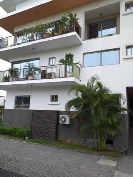 Luxury Furnished 1 Bedroom Apartment, Royal Palm Drive, Osborne, Ikoyi, Lagos, Mini Flat for Rent