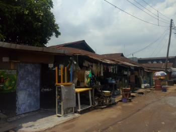 Land with Bungalow, Julius Showunmi, Shogunle, Oshodi, Lagos, Residential Land for Sale