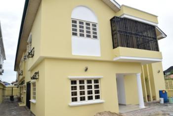 Luxuriously Spaciously and Well Finished 4 Bedroom Flat, No. 19, Prince Ademola Eletu Street, Osapa, Lekki, Lagos, House for Rent