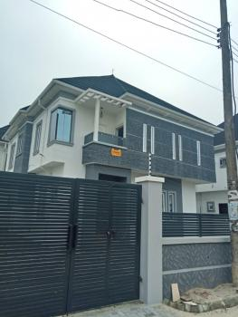 Luxury 4 Bedroom Duplex with Bq at Ikota Villa Estate, Road 13 Ikota Villa Estate Megga Chicken Lekki, Ikota Villa Estate, Lekki, Lagos, Semi-detached Duplex for Rent