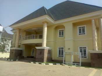 Brand New Fully Furnished Ambassadorial Royal Mansion Comprises of Spacious 7 Bedrooms, Maitama District, Abuja, Detached Duplex for Sale