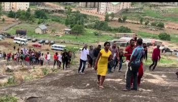 Land, Apo Rockvilla Estate, in Apo Hills, Behind Apo Legislative Quarters, Apo, Abuja, Residential Land for Sale