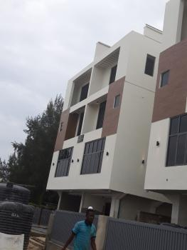 Exquisite Water View 5bed Room Semi Detached Duplex with Fitted Kitchen, Elevator and a Room Self Quarters, Zone J, Banana Island, Ikoyi, Lagos, Semi-detached Duplex for Sale