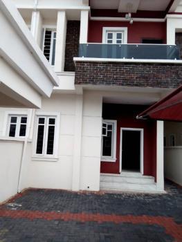 Stylishly Built 4 Bedroom Semi-detach Duplex, Chevron Drive, Lekki, Lagos, Semi-detached Duplex for Rent