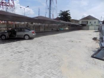 Unbelievably Large Parking Space for This Luxury 5 Bedroom Fully Detached Duplex with Bq, Chevy View Estate, Lekki, Lagos, Detached Duplex for Sale