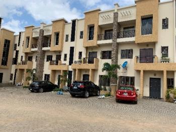 Lovely 4 Bedroom Terraced House, Jabi Extension, Jabi, Abuja, Terraced Duplex for Sale
