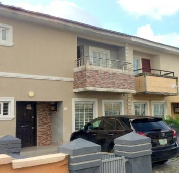 European Style 3 Bedroom Terrace with Excellent Facilities, Lekky County Homes, Ikota, Lekki, Lagos, Terraced Duplex for Rent