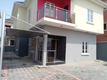 New 4 Bedroom Detached Duplex, Off Emmauel Keshi, Gra, Magodo, Lagos, Semi-detached Duplex for Rent